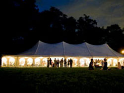Lighting for Tents
