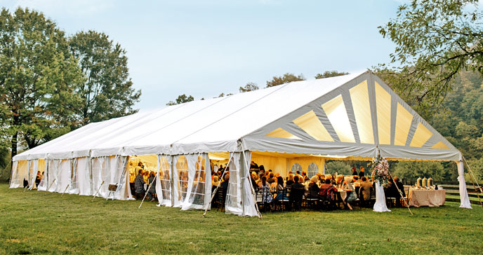 wedding tent rentals pa nj ny md rent a tent today