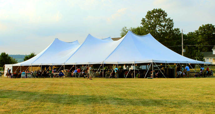 Spectacular Event Tents & Wedding Tent Rentals PA NJ NY MD | Rent a Tent Today!