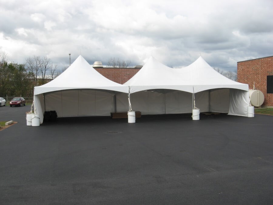 20'x50' Frame Tent