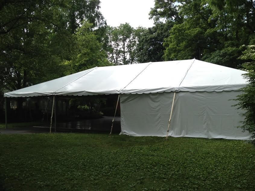 30x55 Frame Tent