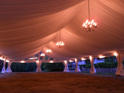 Lighting for Tent Rentals ... : pole tent lighting - memphite.com